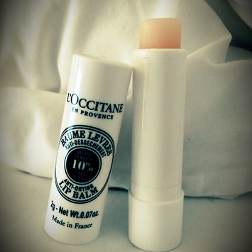 Photo of L'Occitane Shea Butter Lip Balm Stick uploaded by Anna  D.