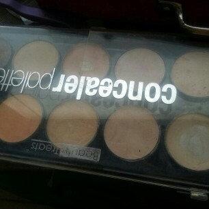Beauty Treats Concealer Palette uploaded by maya r.