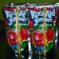 Kool-Aid Jammers Orange Juice Pouches uploaded by Jennifer C.