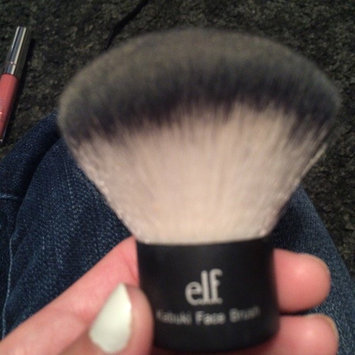Photo of e.l.f. Studio Kabuki Face Brush uploaded by Britanie V.