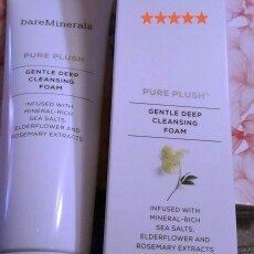 BareMinerals Pure Plush Gentle Deep Cleansing Foam uploaded by Jacqueline D.