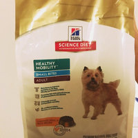 Hill's Science Diet Adult Healthy Mobility Small Bites Chicken Meal and Rice Recipe Dry Dog Food uploaded by Denise A.