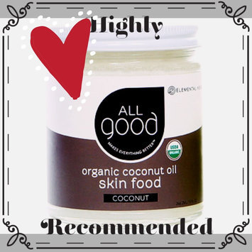 Elemental Herbs All Good Coconut Oil Skin Food uploaded by Grace M.