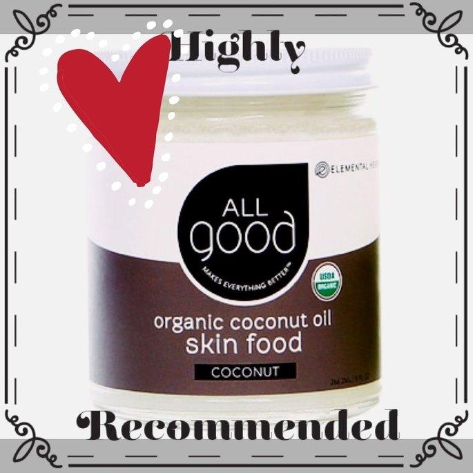 Elemental Herbs All Good Coconut Oil Skin Food uploaded by Grace M.