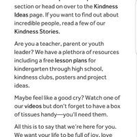 Random Acts of Kindness uploaded by Brittney E.