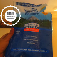 Natural Balance Ultra Premium Dry Dog Food uploaded by Aydin A.