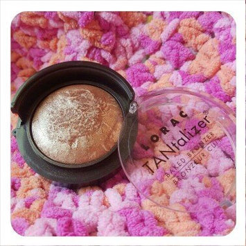 Photo of Lorac Travel Size Matte Tan TANtalizer Baked Bronzer uploaded by Esmeralda D.