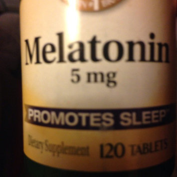 Photo of SPRING VALLEY® Melatonin Tablets uploaded by Heather S.
