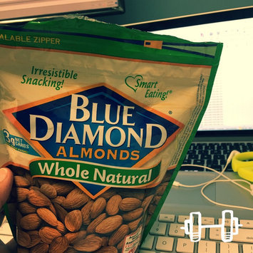 Photo of Blue Diamond® Whole Natural Almonds uploaded by Nilda R.