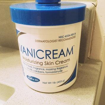 Photo of Vanicream Moisturizing Skin Cream with Pump Dispenser uploaded by Alyssa L.