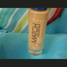 Rimmel London Match Perfection Foundation  uploaded by hoda m.