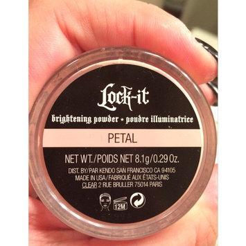 Kat Von D Lock-It Brightening Powder Petal 0.29 oz/ 8.1 g uploaded by Stephanie K.