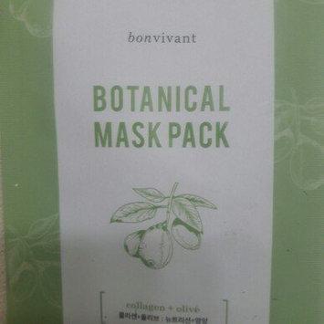 Photo of Bon Vivant- Mint + Tea Tree Botanical Mask Pack 10 each uploaded by Giselle N.