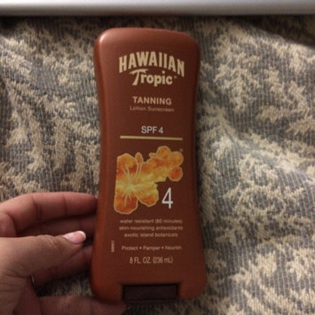 Hawaiian Tropic Lotion Sunscreen uploaded by Jessica O.