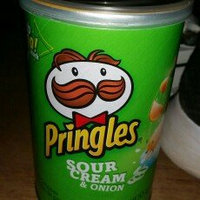 Pringles Grab & Go Sour Cream & Onion Potato Chips 2.5 oz uploaded by Marysa L.