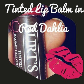 Burt's Bees Tinted Lip Balm uploaded by Melinda V.