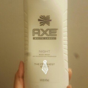 Photo of AXE White Label Night Body Wash uploaded by Brianna C.
