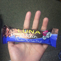 Luna Protein Bar Cookie Dough uploaded by Katrena P.