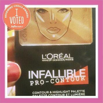 Photo of L'Oréal Paris Infallible Pro Contour Palette Deep/Profond 0.24 oz. Compact uploaded by Anita-Michelle T.