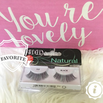 Photo of Ardell® 117 Lashes uploaded by ivon o.