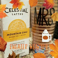 Celestial Teahouse Mountain Chai uploaded by Abigail B.