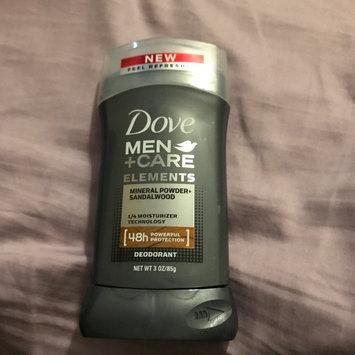 Photo of Dove Men+Care Elements Mineral Powder + Sandalwood Deodorant Stick uploaded by Joshua R.