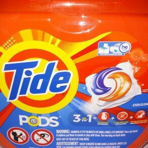 Photo of Tide PODS® Laundry Detergent Original Scent uploaded by Maria M.