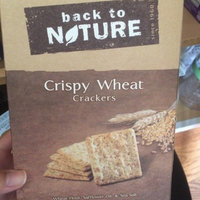 Back To Nature Crackers Crispy Wheat - 8 CT uploaded by Paula S.