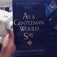 As a Gentleman Would Say: Responses to Life's Important (and Sometimes Awkward) Situations uploaded by Joseane v.