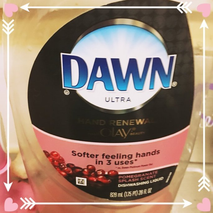 Dawn Hand Renewal with Olay Pomegranate Splash uploaded by Angel F.