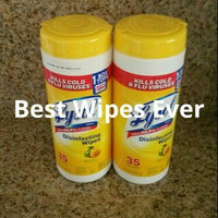 Lysol Disinfecting Wipes - Lemon uploaded by lupe b.