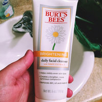 Burt's Bees Daily Facial Cleanser - Brightening - 6 oz uploaded by Annika S.