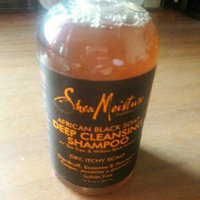 SheaMoisture African Black Soap Deep Cleansing Shampoo uploaded by Paola R.