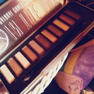 W7 - 'In The Buff' Natural Nudes Eye Colour Palette uploaded by Valeria M.