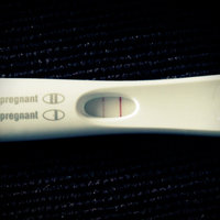 First Response Early Result Pregnancy Test uploaded by Taylor L.