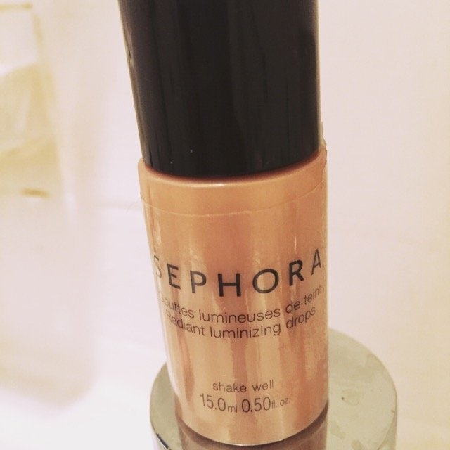 SEPHORA COLLECTION Radiant Luminizing Drops uploaded by LoveTheGlam A.