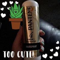 Pantene Pro-V Stylers Non-Aerosol Hairspray Extra Strong Hold, 8.5 oz uploaded by Jordyn G.