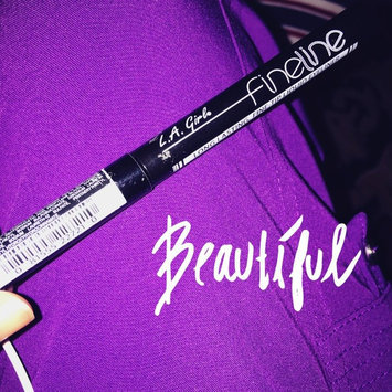 Photo of La Girl L.A. Girl Fineline Long Lasting Fine Tip Liquid Eye Liner uploaded by Patrixia T.