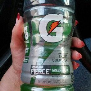 Photo of Gatorade® G® Series Fierce® Green Apple Sports Drink uploaded by Karen W.