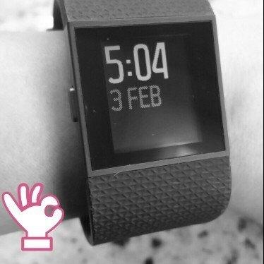 Fitbit Surge GPS Fitness Watch uploaded by Pamela K.