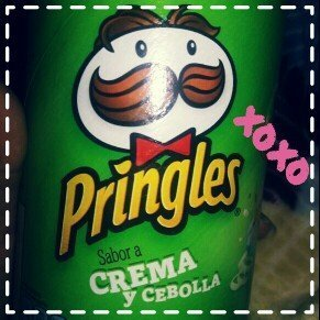Pringles Potato Crisps Sour Cream & Onion uploaded by Milagro G.