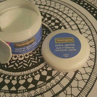Neutrogena Extra Gentle Eye Makeup Remover Pads uploaded by Maria S.
