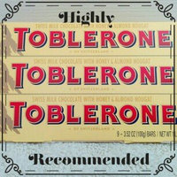 Toblerone Swiss Milk Chocolate uploaded by ec408e c.