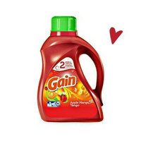 Gain with Febreze Freshness HE Thai Dragon Fruit Scent Liquid Laundry Detergent 40 fl. oz. Bottle uploaded by Judy V.