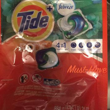 Photo of Tide PODS® Plus Febreze™ Laundry Detergent uploaded by Marisol G.