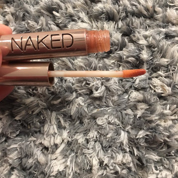 Urban Decay Naked Ultra Nourishing Lip Gloss uploaded by Jessica M.