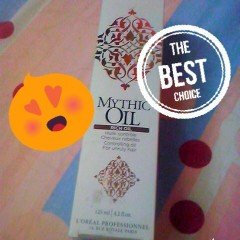 L'Oréal Professionnel Mythic Oil Rich Oil uploaded by Malia R.