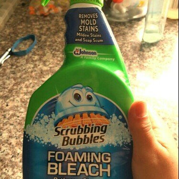 Photo of Scrubbing Bubbles Foaming Bathroom Cleaner with Bleach uploaded by Angelina C.