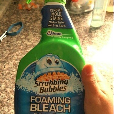 Scrubbing Bubbles Foaming Bathroom Cleaner with Bleach uploaded by Angelina C.