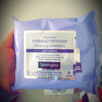 Neutrogena Cleansing Towelettes Night Calming Makeup Remover uploaded by Sarah L.